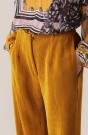Second Female - Boyas Mw Trousers - inca gold thumbnail