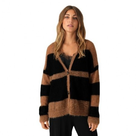 Second Female - Otti Knit Cardigan - biscuit