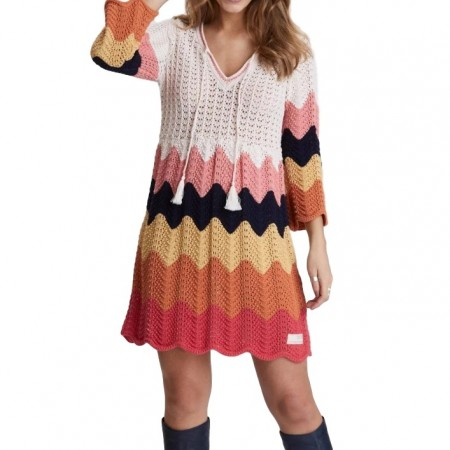 Odd Molly - Soul Stripes Dress - Multicolor