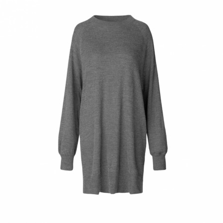 Samsøe & Samsøe - Teri Dress - grey melange