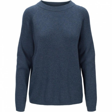 Close To My Heart - Shanti Sweater - Jeans Blue