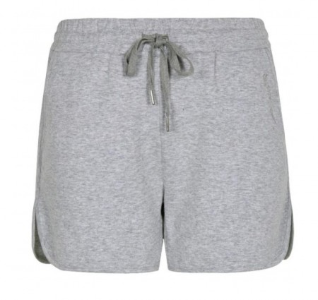 CLOSE TO MY HEART - WEEKDAY SHORTS - LIGHT GREY MEL.