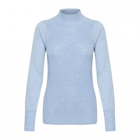 INWEAR -  EMAIW PULLOVER - BLUE SERENITY