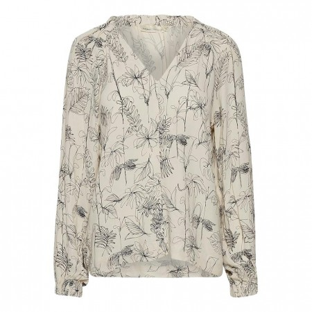 INWEAR - REANNEIW BLOUSE - SKETCH FLOWERS