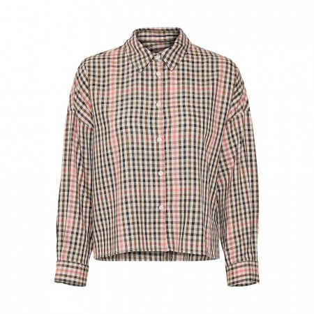 PART TWO - EJVINAPW SHIRT - SMALL GREEN CHECK