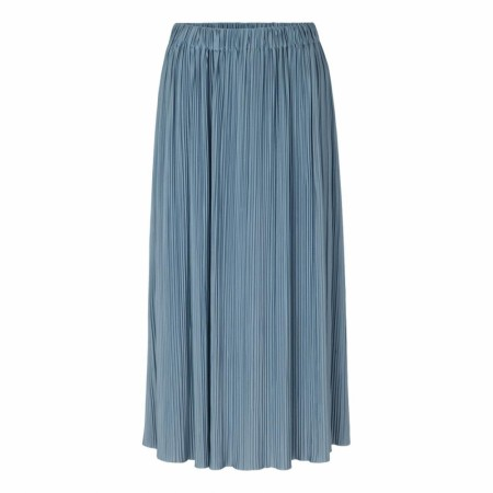 SAMSØE SAMSØE - UMA SKIRT 10167 - BLUE MIRAGE