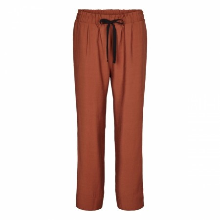 Second Female - Breeze Hw Trousers - brown patina