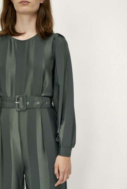 Just Female - Polly Jumpsuit - Dark Green