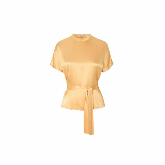 Samsøe & Samsøe -  Kimberly Blouse Ss 10447 - New Wheat