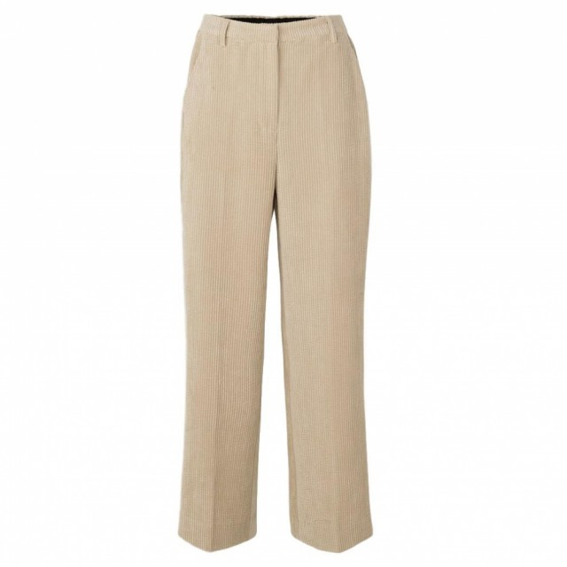 Second Female Beige Bukse Gaia Mw Trousers