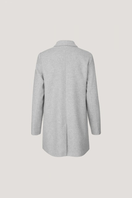 Samsøe & Samsøe - Floras Jacket 10887 - Light Grey Mel.
