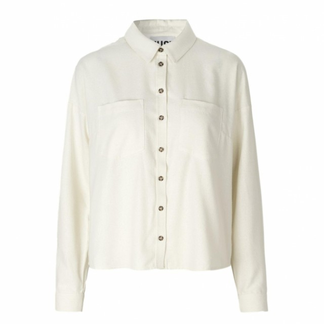 Just Female - Elina Shirt - off white
