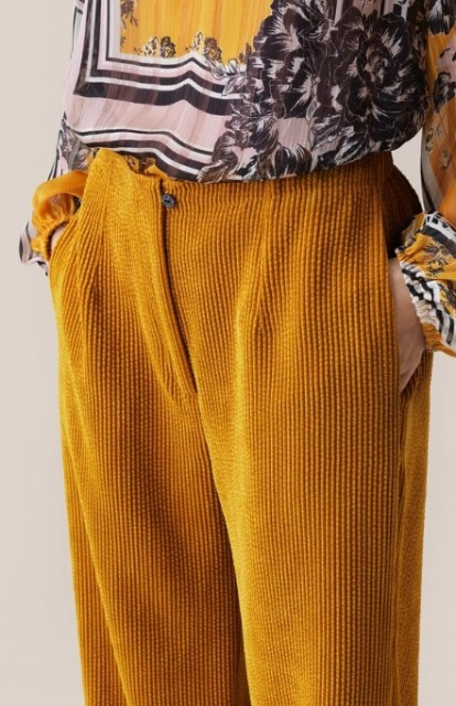 Second Female - Boyas Mw Trousers - inca gold