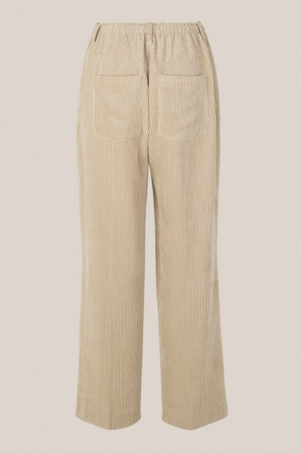 Second Female - Gaia MW Trouser - Beige