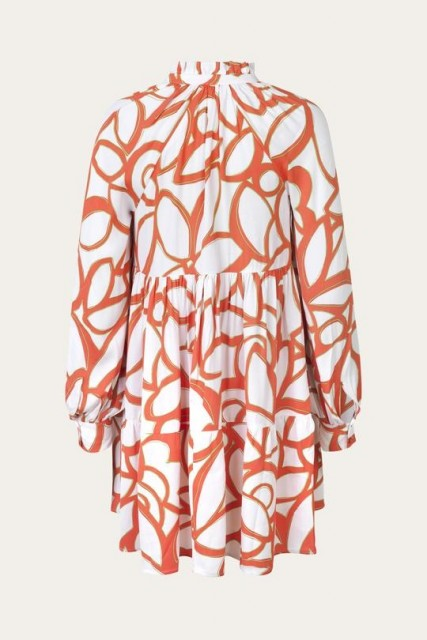 STINE GOYA - JASMINE DRESS - ABSTRACT