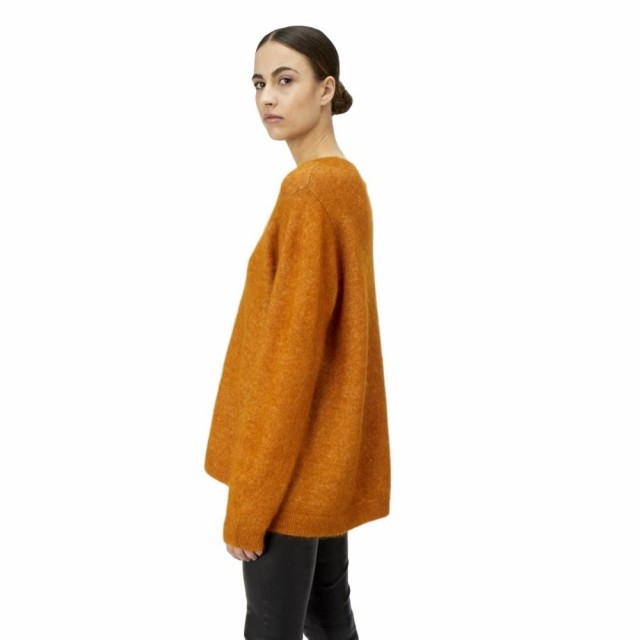 Just Female - Code Knit - Pumpkin Spice